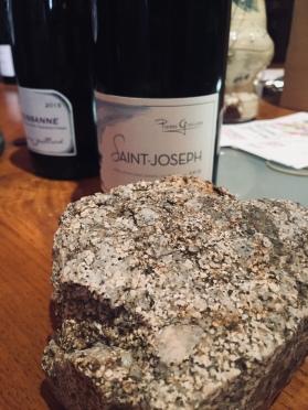 Saint Joseph granite