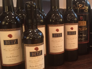 Betz lineup