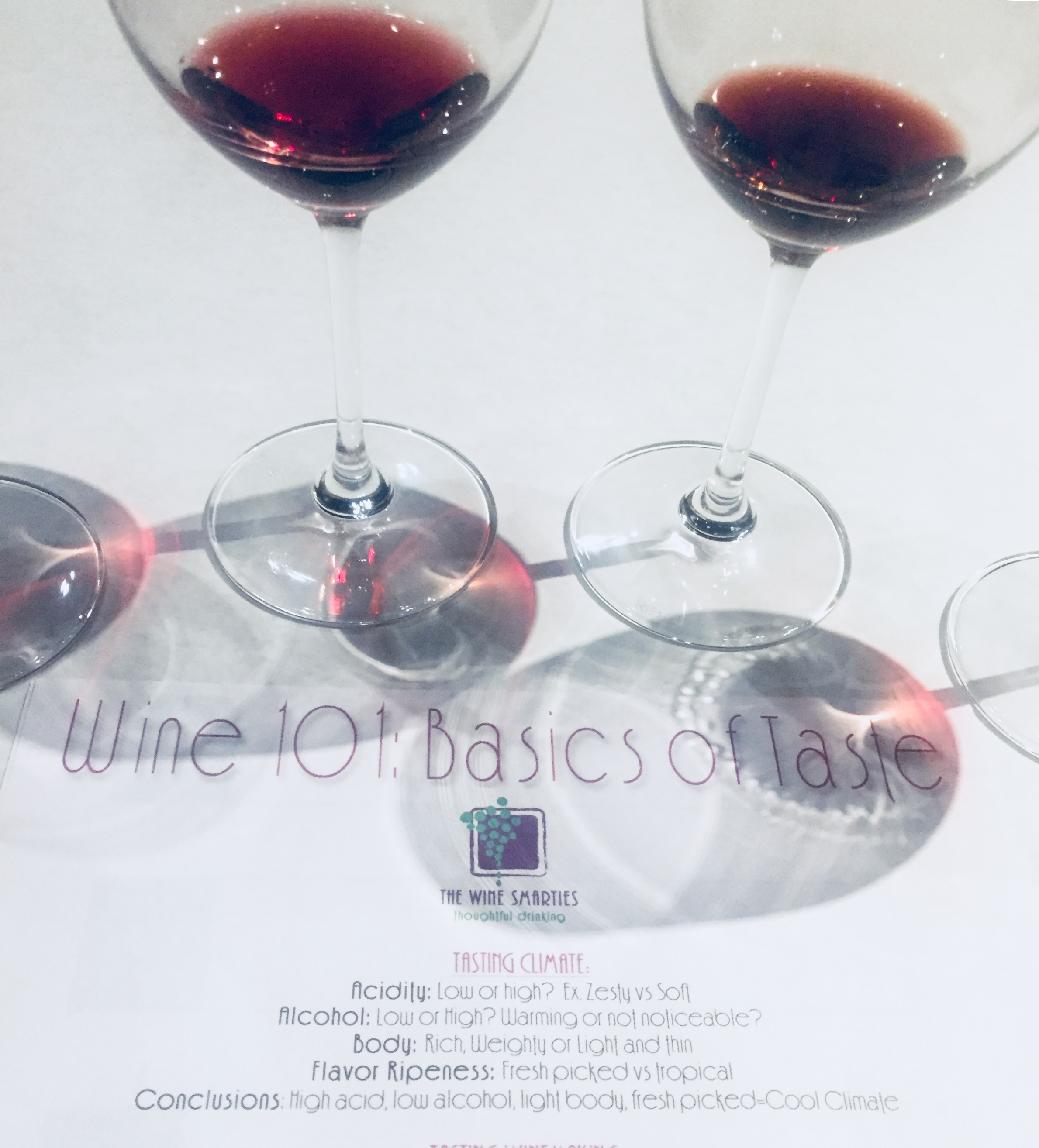 Blind Tasting with an MW