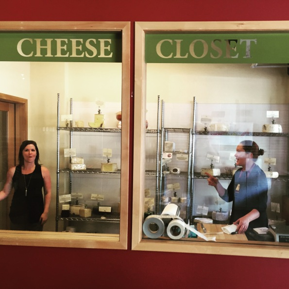 Cheese Closet