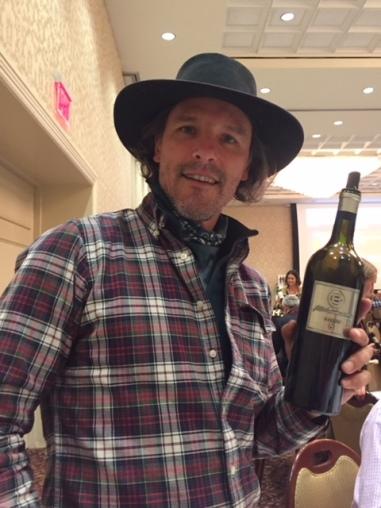 JBookwalter Winemaker Caleb Foster