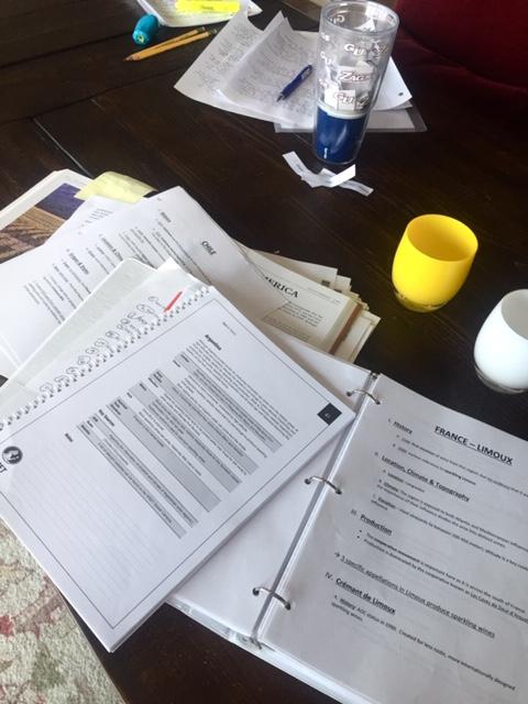 Unit 5 study table