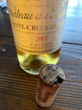 Aged BDX cork